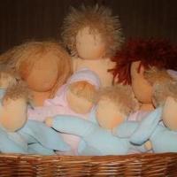 Le bambole Waldorf