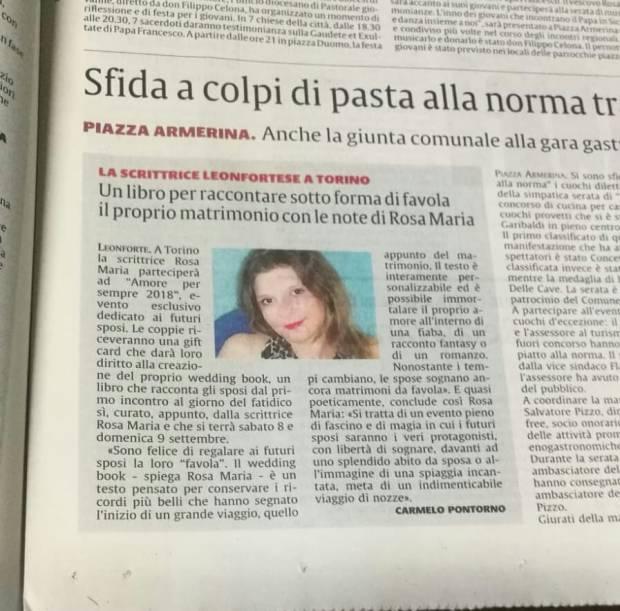 La sicilia 25 08